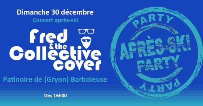 Animation musicale Collective cover en concert