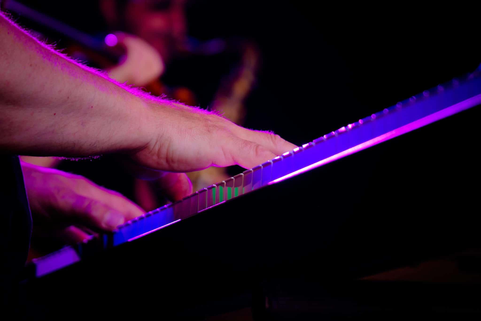 Image Michel Vernaz Collective Cover Montreux Jazz