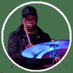 Image  Pat sefolosha batteur collective cover - Cover band - Groupe de reprise - Animation musicale et concert