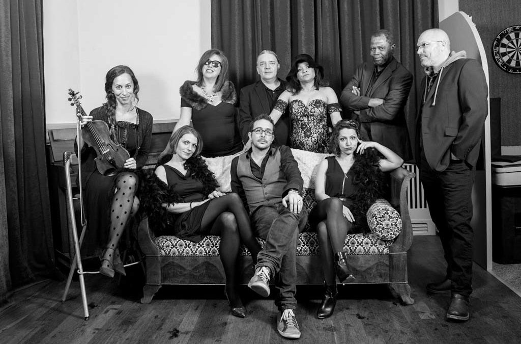 Superbe concert des Ladies Sing sur le Montreux Jazz Boat