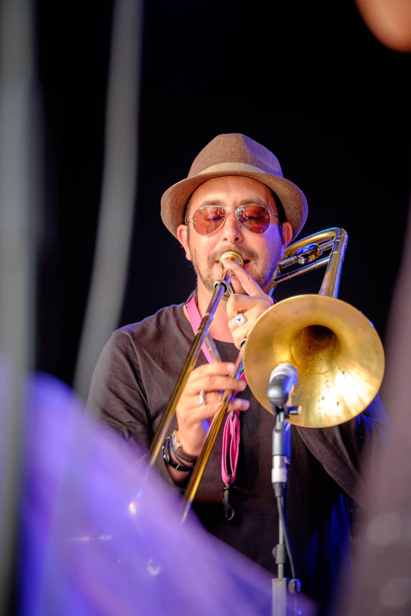 Image Xavier Nussbaum montreux jazz Collective Cover