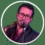 Image xavier nusbaum - Saxophoniste tromboniste - Collective Cover - Cover band - Groupe de reprise - Animation musicale et concert