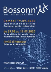 Bossonnens - Bossonn'Art @ Ruines du chateaux - Bossonnens